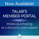 Talar's Member Portal Now Available